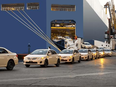 RORO Shipping Services