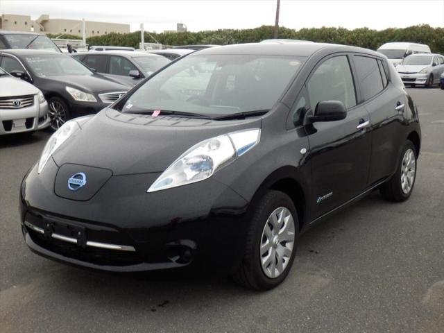 Nissan LEAF  Hatchback 3 - 2014  AT BLACK