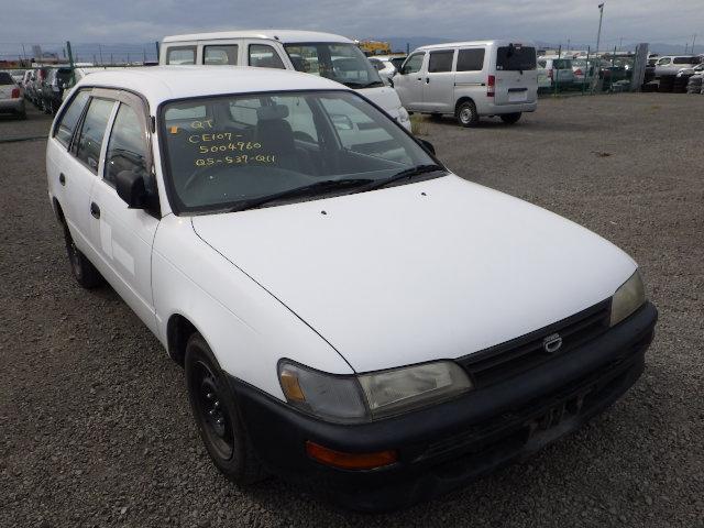 Toyota Corolla Van  Station Wagon 3 - 1999  F5 WHITE