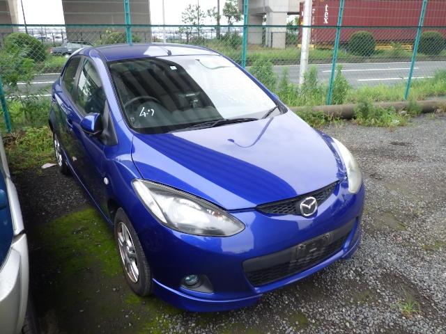 Mazda Demio  Hatchback 3 - 2008  IAT BLUE