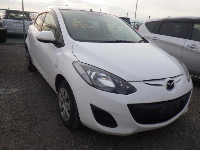 Mazda Demio  Hatchback 12 - 2013  IAT WHITE