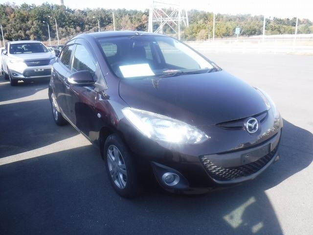 Mazda Demio  Hatchback 1 - 2012  IAT PURPLE