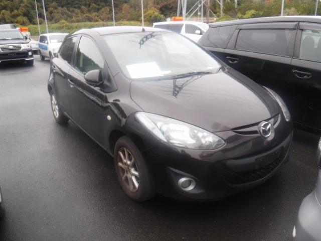 Mazda Demio  Hatchback 1 - 2012  AT PURPLE