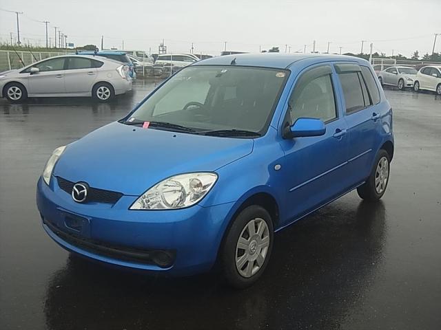 Mazda Demio  Hatchback 4 - 2006  FAT Blue