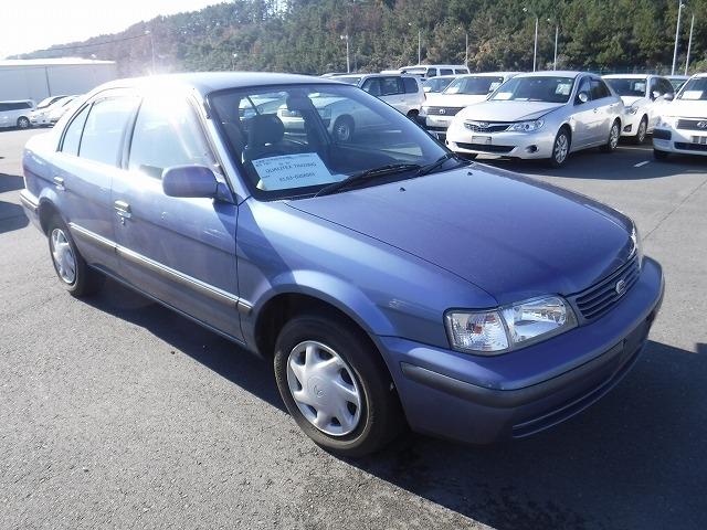 Toyota Corsa  Sedan 11 - 1998  FAT Blue