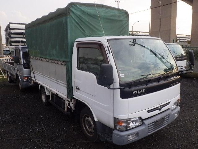 Nissan Atlas Truck  Truck 6 - 2004  F5 WHITE