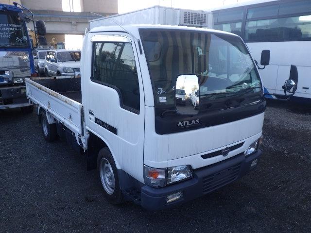 Nissan Atlas Truck  Truck 10 - 2004  F5 WHITE