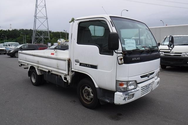 Nissan Atlas Truck  Truck 4 - 2006  F5 WHITE