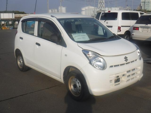 Suzuki Alto Van  Hatchback 9 - 2012  AT WHITE