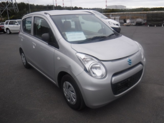 Suzuki Alto Eco  Hatchback 8 - 2012  FAT SILVER