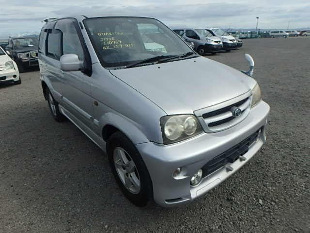 Toyota Cami  SUV 7 - 2003  AT SILVER