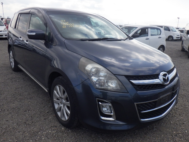 Mazda MPV  Station Wagon 10 - 2009  IAT GRAY