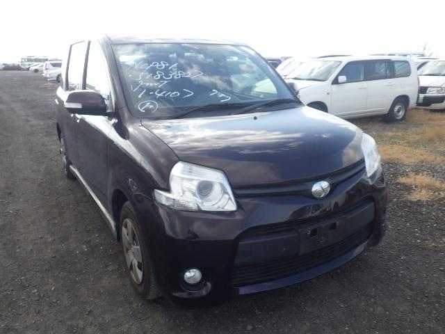 Toyota Sienta  Station Wagon 11 - 2012  IAT PURPLE