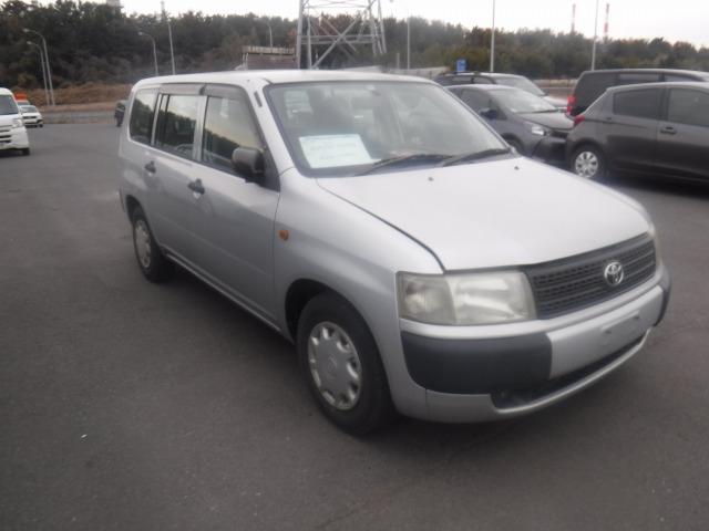 Toyota Probox Van  Station Wagon 9 - 2005  F5 SILVER