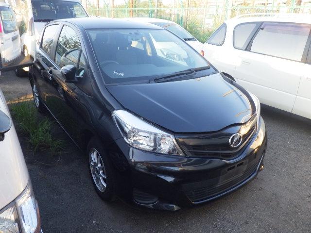 Toyota Vitz  Hatchback 12 - 2013  FAT BLACK