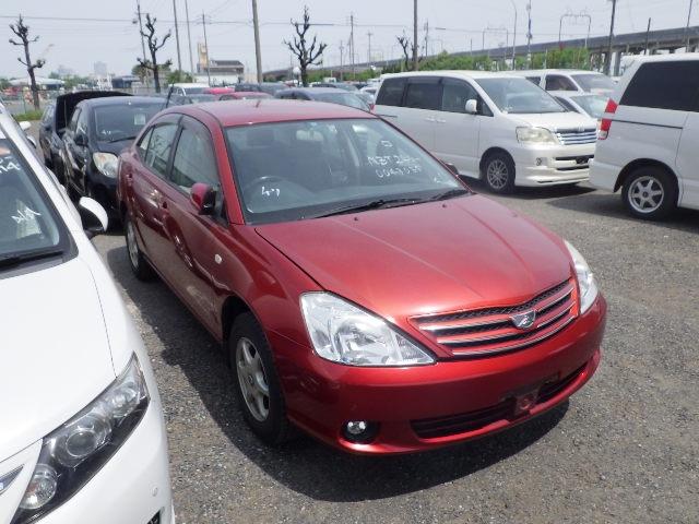 Toyota Allion  Sedan 5 - 2003  FAT RED