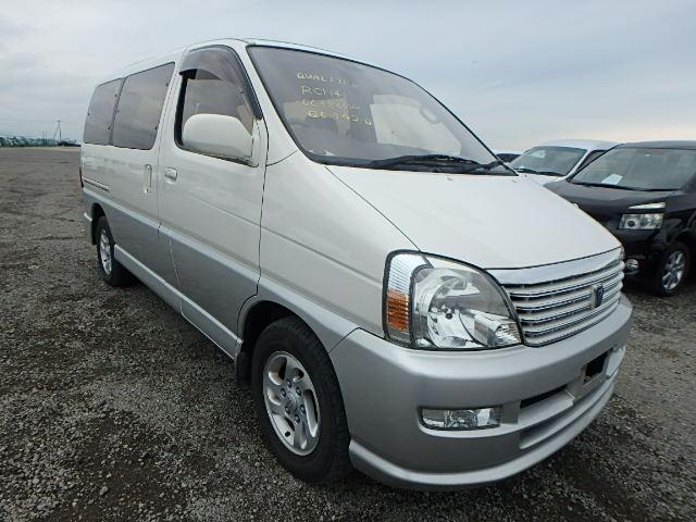 Toyota Hiace Regius  Van / OneBox 3 - 2001  CAT Pearl II
