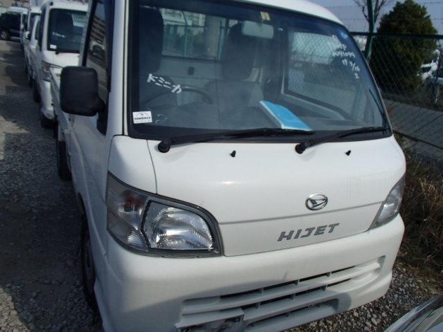 Daihatsu Hijet Truck  Truck 2 - 2013  F5 WHITE