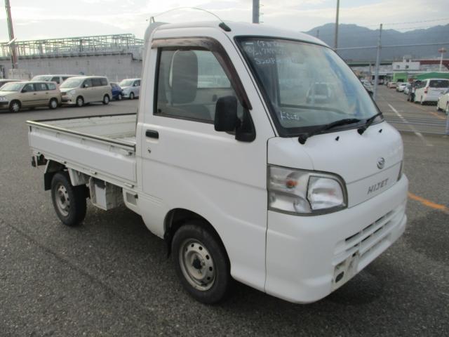 DAIHATSU HIJET TRUCK  TRUCK 7 - 2013  F5 WHITE