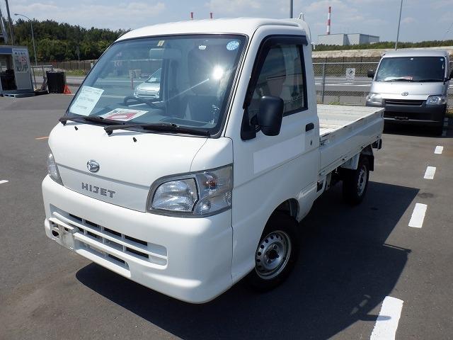 DAIHATSU HIJET TRUCK  TRUCK 3 - 2014  F5 WHITE