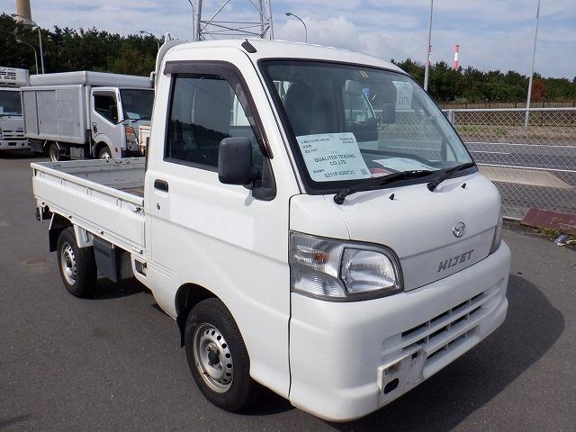 DAIHATSU HIJET TRUCK  TRUCK 9 - 2014  F5 WHITE