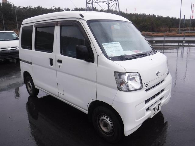 Daihatsu Hijet Van  Van / OneBox 1 - 2012  IAT WHITE