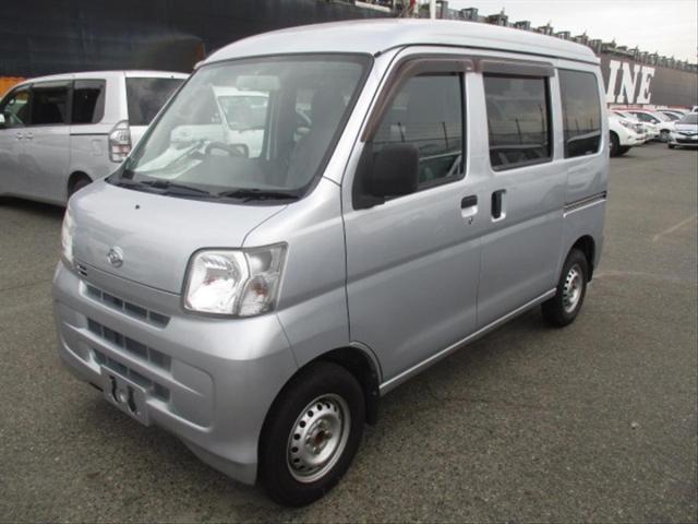 Daihatsu Hijet Van  Van / OneBox 10 - 2012  I5 SILVER