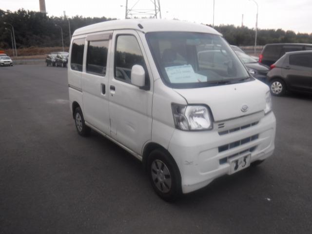 Daihatsu Hijet Van  Van / OneBox 2 - 2013  IAT WHITE