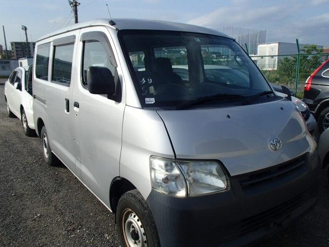 Toyota Liteace Van  Van / OneBox 6 - 2011  I5 SILVER