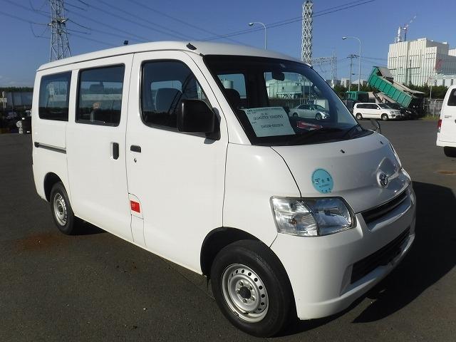 Toyota Townace Van  Van / OneBox 7 - 2012  IAT WHITE