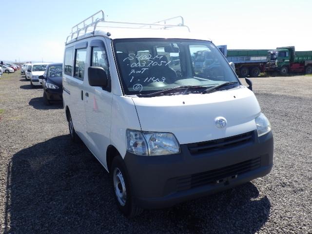 Toyota Townace Van  Van / OneBox 4 - 2013  IAT WHITE
