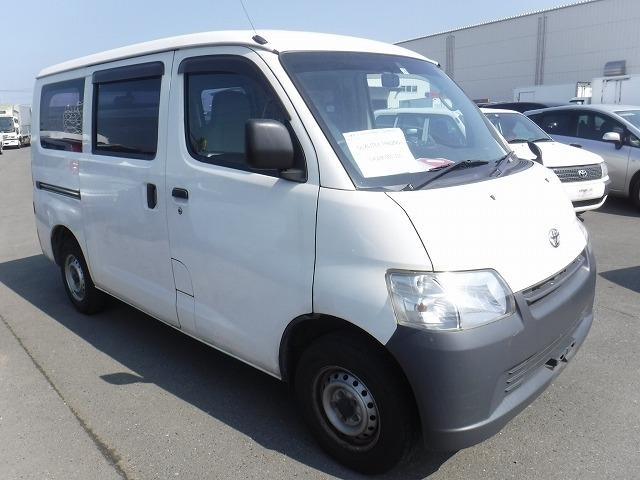 Toyota Townace Van  Van / OneBox 3 - 2013  IAT WHITE