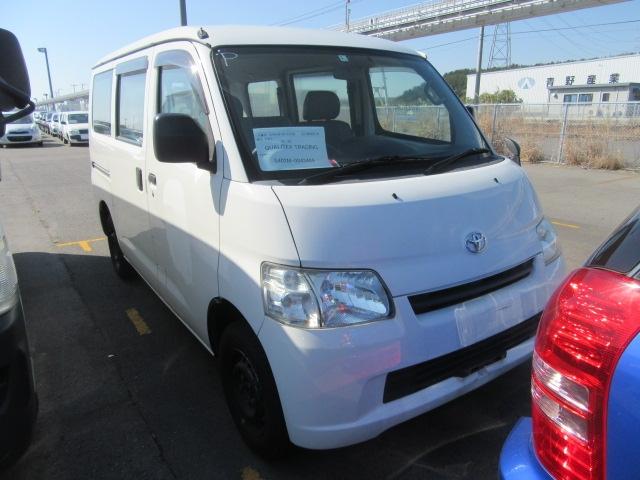 Toyota Liteace Van  Van / OneBox 1 - 2014  IAT WHITE