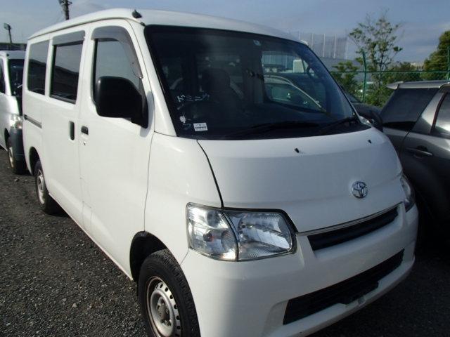 Toyota Townace Van  Van / OneBox 6 - 2014  IAT WHITE