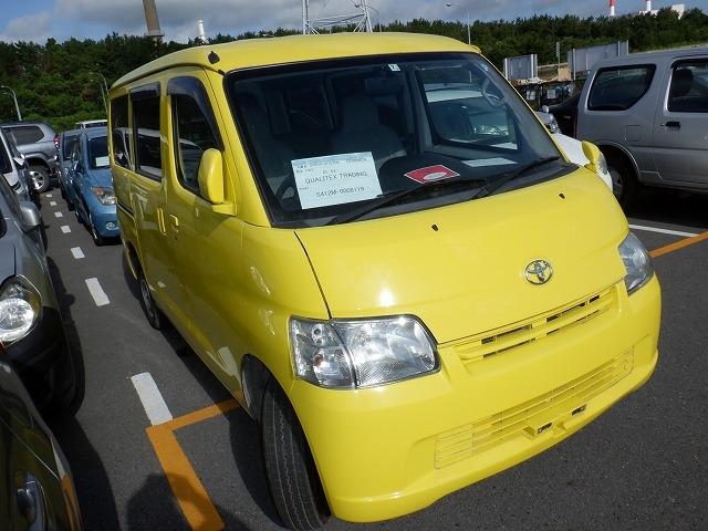 Toyota Liteace Van  Van / OneBox 7 - 2013  IAT YELLOW