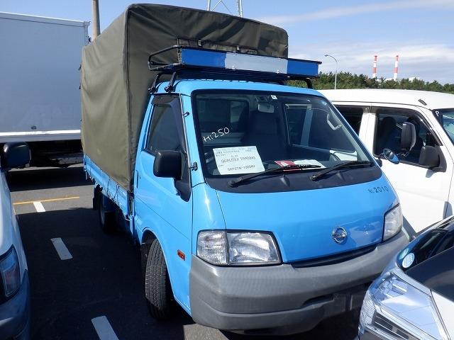 NISSAN VANETTE TRUCK  TRUCK 9 - 2010  F5 BLUE