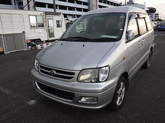 Toyota Townace Noah  Van / OneBox 5 - 2001  IAT SILVER