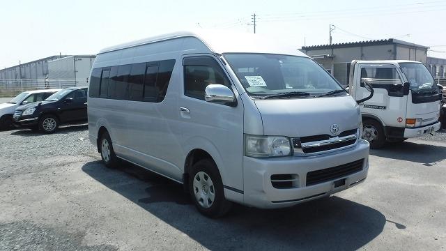 Toyota Hiace Wagon  Van / OneBox 2 - 2006  IAT SILVER