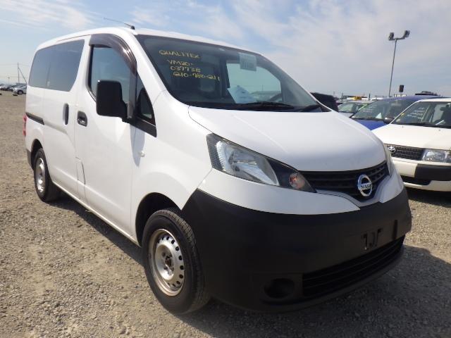 Nissan NV200 Vanette Van  Van / OneBox 9 - 2012  IAT WHITE