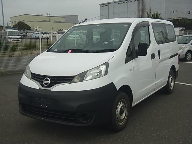 Nissan NV200 Vanette Van  Van / OneBox 4 - 2013  IAT WHITE