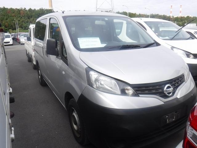 Nissan NV200 Vanette Van  Van / OneBox 9 - 2013  IAT SILVER