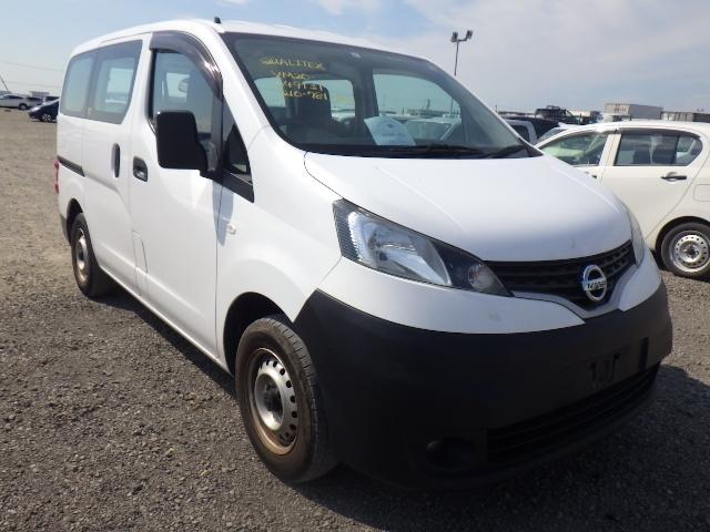 Nissan NV200 Vanette Van  Van / OneBox 9 - 2013  IAT WHITE