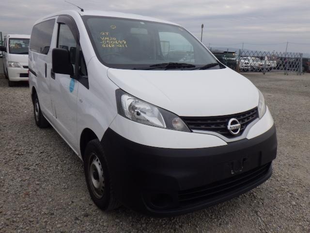 Nissan NV200 Vanette Van  Van / OneBox 1 - 2014  IAT WHITE
