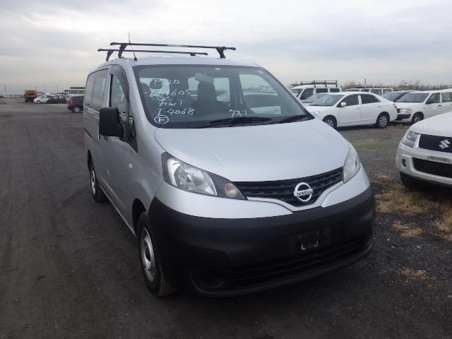 Nissan NV200 Vanette Van  Van / OneBox 12 - 2013  IAT SILVER