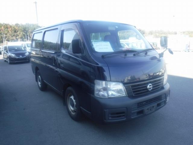 Nissan Caravan Van  Van / OneBox 8 - 2003  F5 DARK BLUE