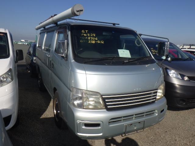 Nissan Caravan Van  Van / OneBox 9 - 2002  F5 LIGHT BLUE