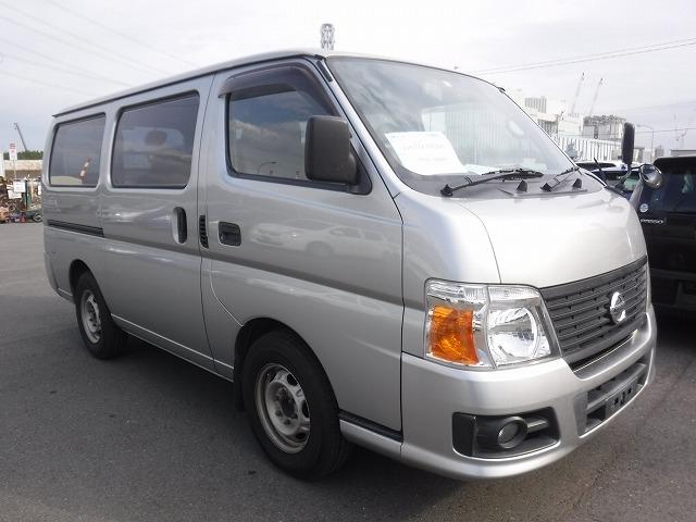 Nissan Caravan Van  Van / OneBox 6 - 2006  F5 SILVER