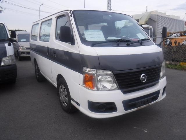 Nissan Caravan Van  Van / OneBox 9 - 2010  F5 WHITE