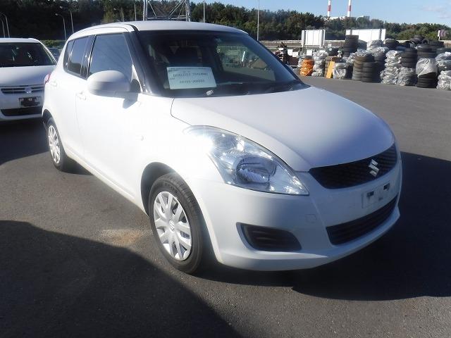 Suzuki Swift  Hatchback 10 - 2012  AT WHITE