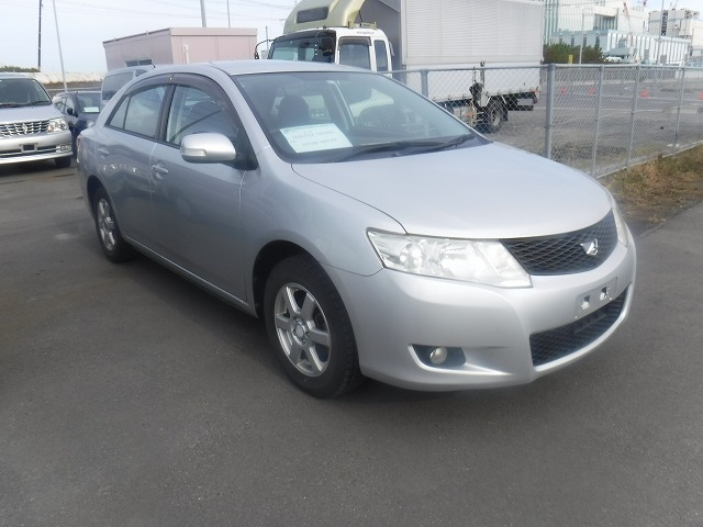 Toyota Allion  Sedan 7 - 2007  AT SILVER